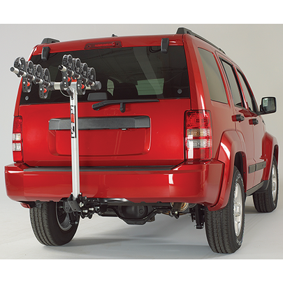 Cargo Management Hitch Mounted Bike Carriers