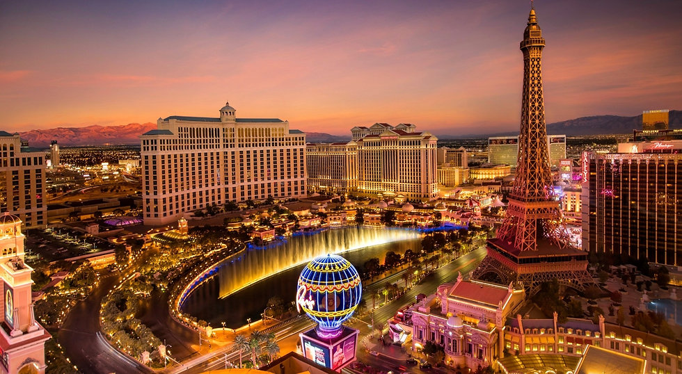 The Official Grad Trip Las Vegas Mission