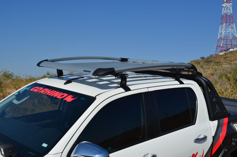 Cargo Management Cab Mount Roof Basket