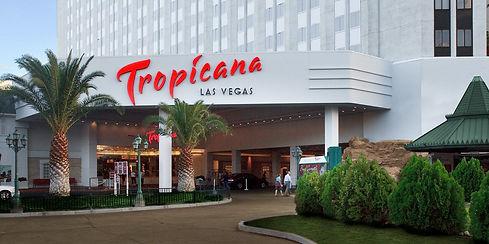 Tropicana Las Vegas   The Official Grad Trip