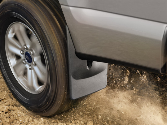 Exterior Vehicle Accessories No-Drill Mud Flaps