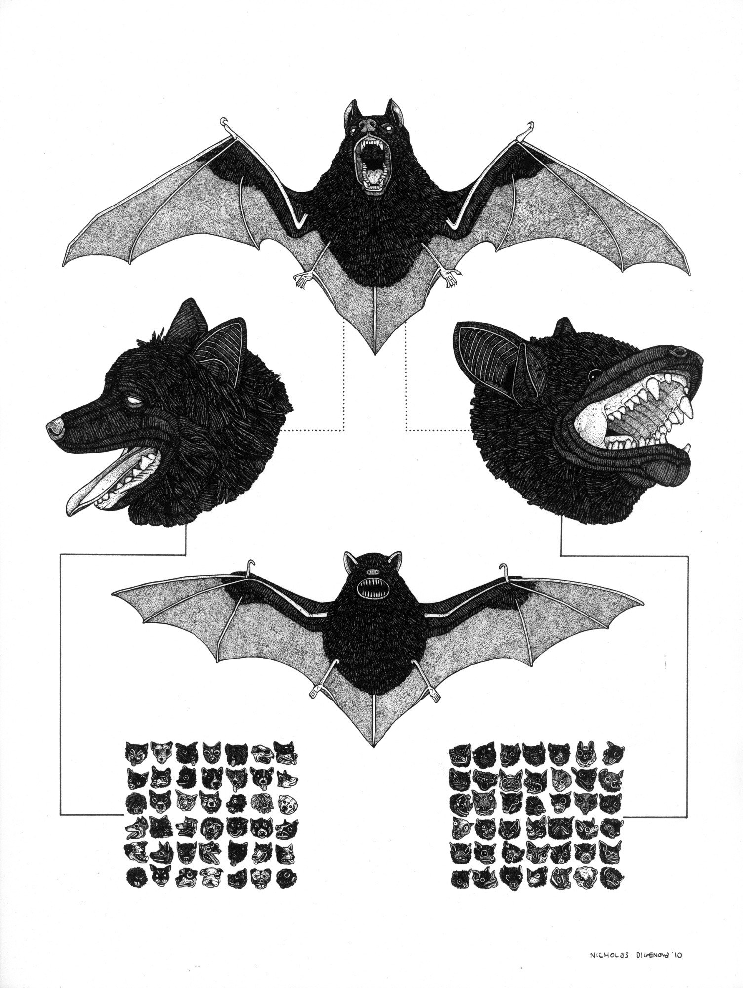 Gothic Fauna