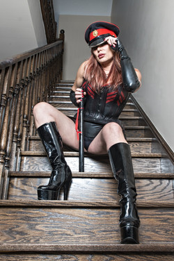 Baroness boots