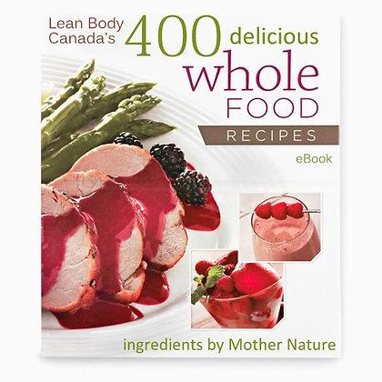Lean Body Maintenance Recipe eBook