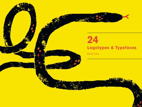 24 Logotypes & Typefaces