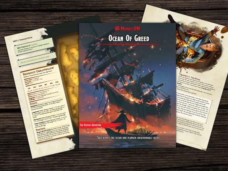 Adventure - Ocean of Greed