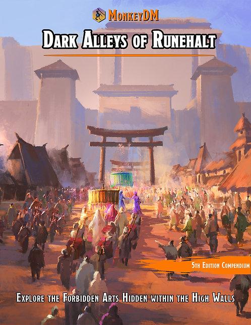 Dark Alleys of Runehalt