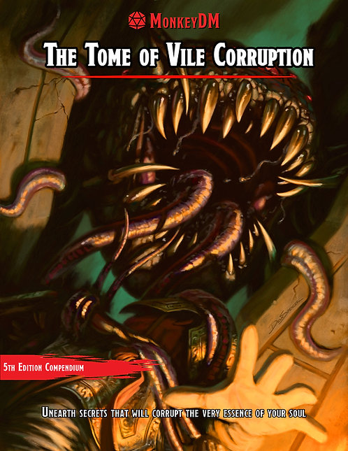 The Tome of Vile Corruption