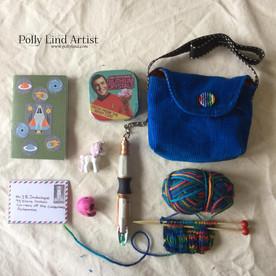 Mr J B Jackalope's  accessories