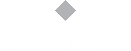 Hayashi wax logo white.png