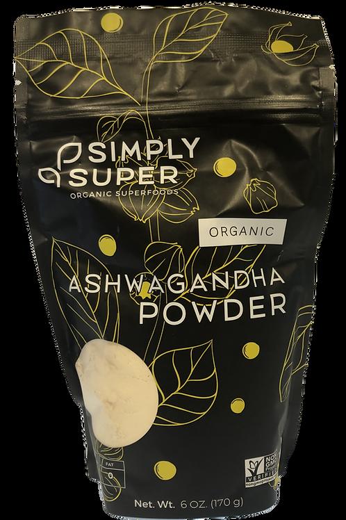 Ashwagandha Powder-Simply Super