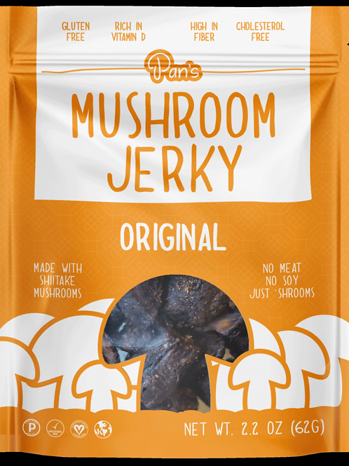 Mushroom Jerky - Original