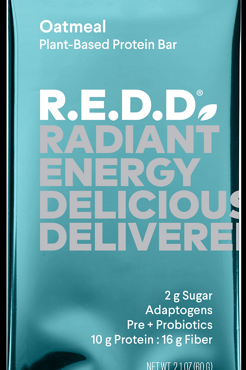 R.E.D.D. Oatmeal Butter Plant-Based Protein Bar