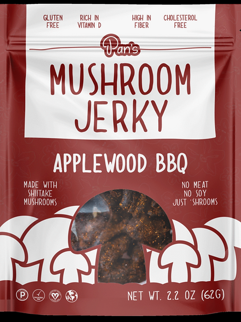 Applewood BBQ-Mushroom Jerk