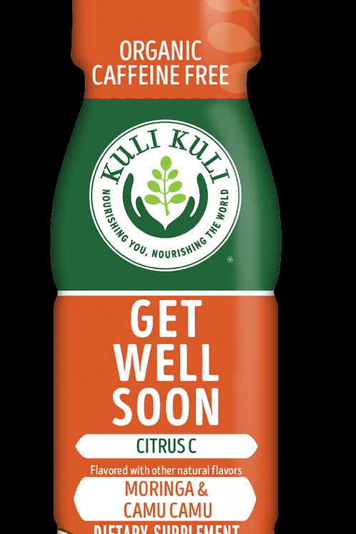 Moringa Get Well Soon Function Forward Wellness Shot