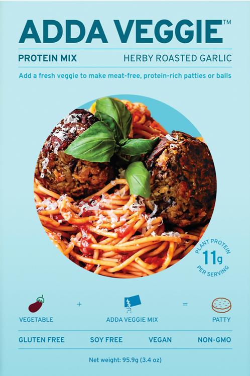 Adda Veggie Protein Mix – Herby Roasted Garlic
