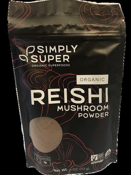 Reishi Mushroom Powder-Simply Super