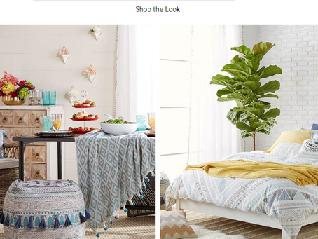Don't Write Off Walmart for Chic Interior Style Finds