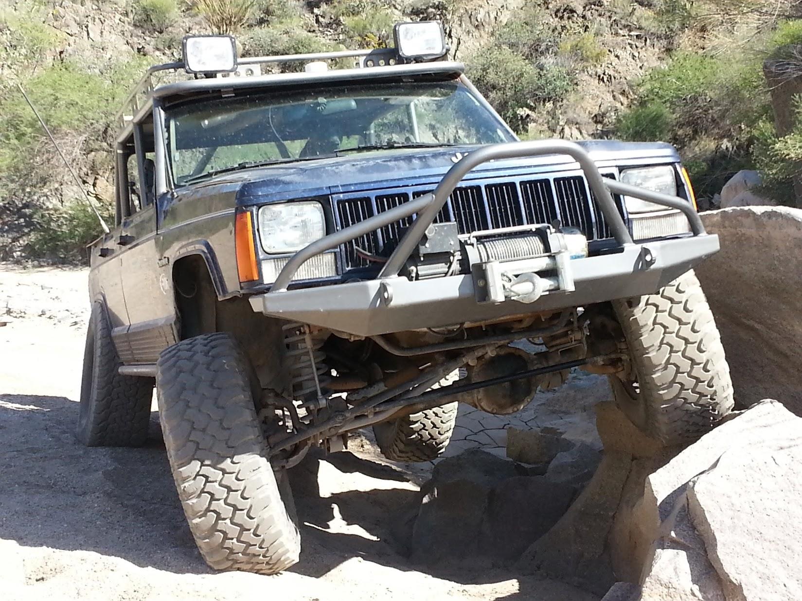 C-ROK Front Bumper