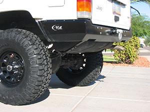 C-ROK Rear Bumper