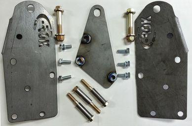 Jeep Cherokee Xj Frame Repair Kits And Steering Box Spacer