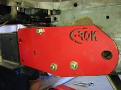 C-ROK Outside Frame Plate Stiffener
