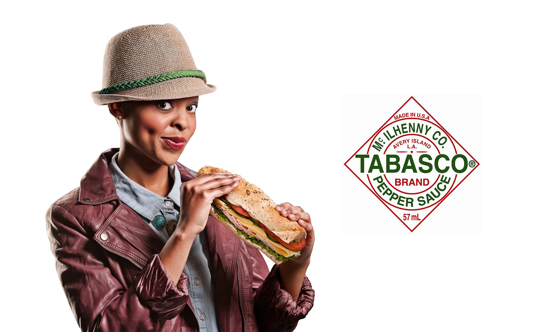 Tabasco Ad Campaign