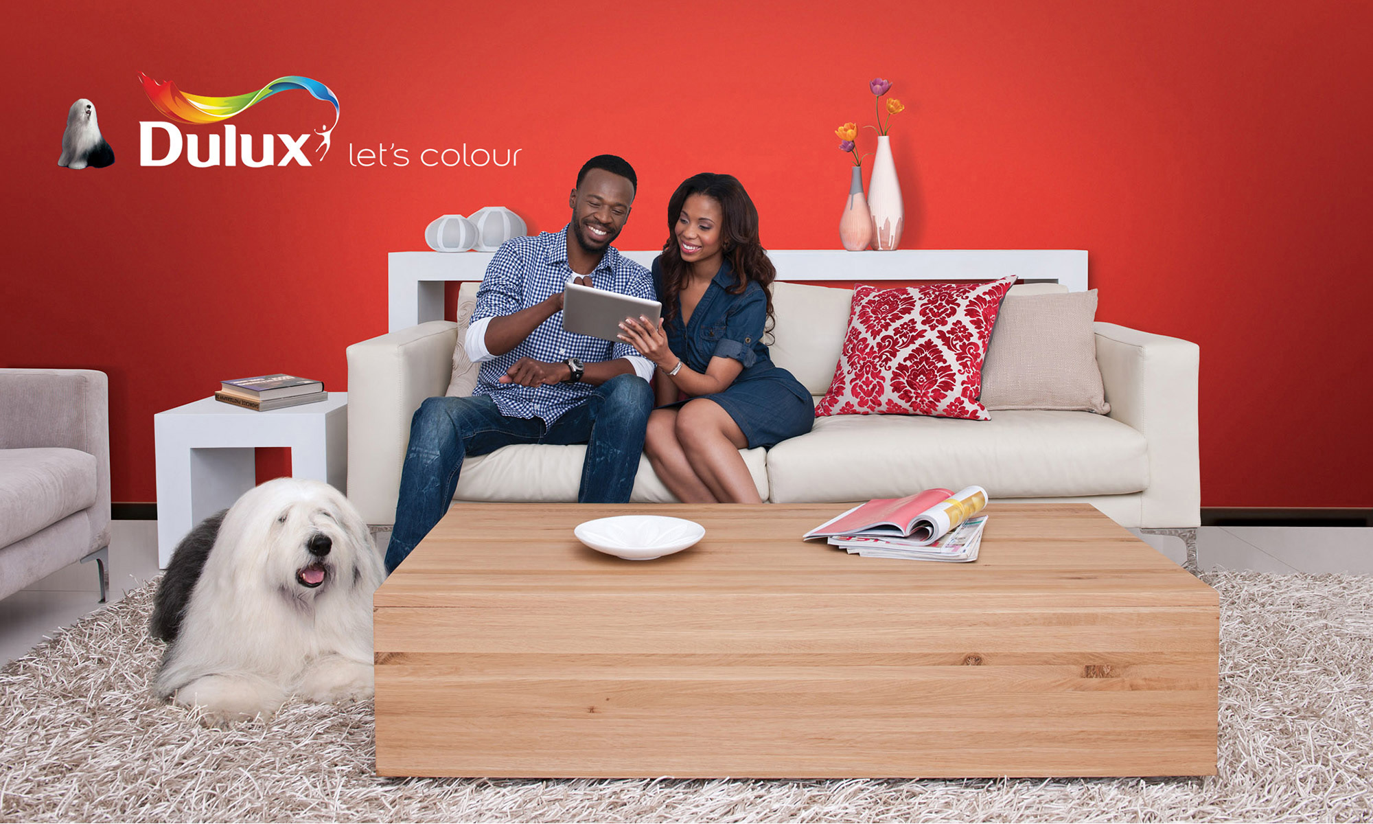 Dulux Advertising Campaign