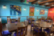 Casa Fina Cantina area for private events