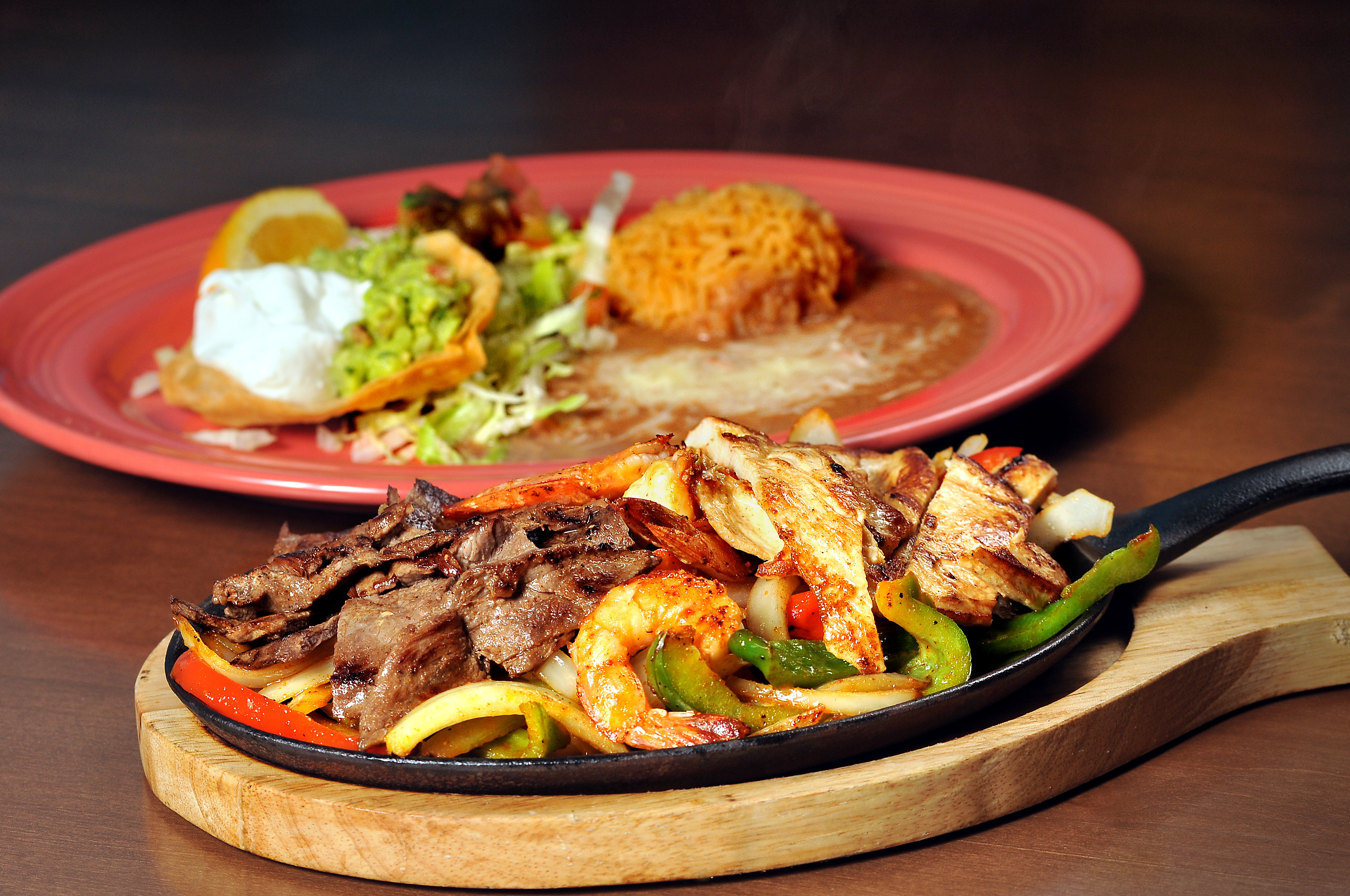 Specialties - Fajitas Combination