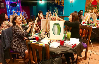 Special Events - Paint Nights a Casa Fina