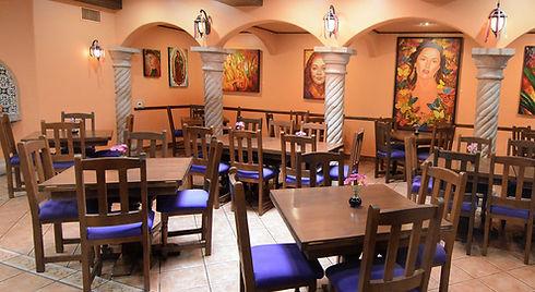Casa Fina Dining Area