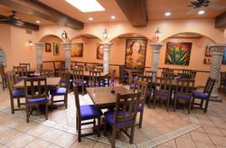 Casa Fina main dining area