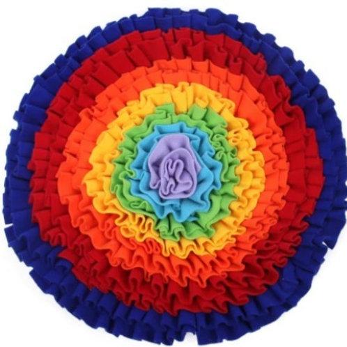 Snuffle Mat - Rainbow