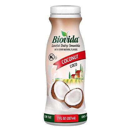 BIOVIDA - YOG COCONUT KOSHER 7oz
