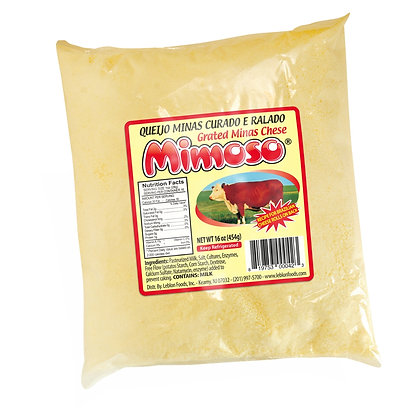 MIMOSO - GRATED CHEESE