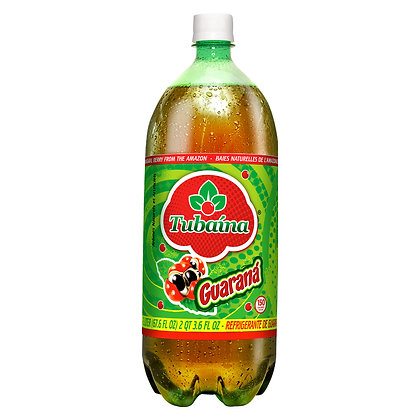 TUBAINA - GUARANA PET (2 LITERS)