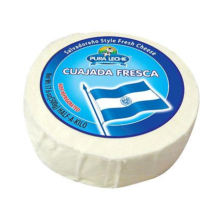 EL SALVADOR - CUAJADA HALF-KILO