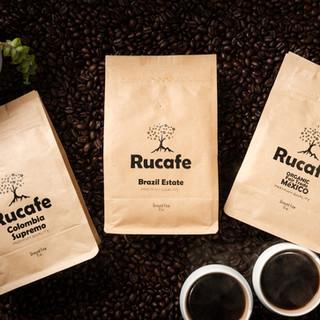 Leblon Foods Inc. - Rucafe Whole Bean