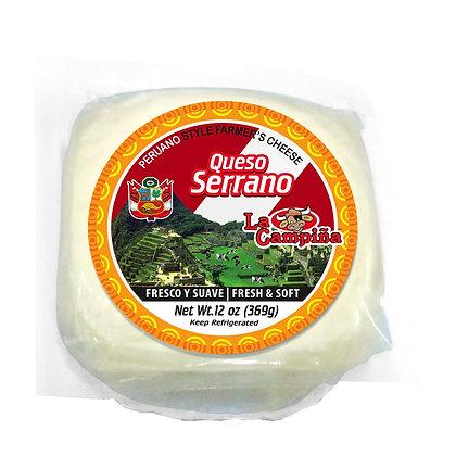 PERU - QUESO SERRANO