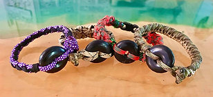 Pattern Shungite Bracelet