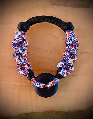 Flower Power Bracelet or Collar 7.5-9 inches