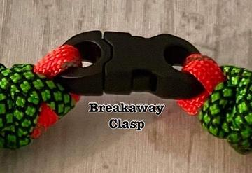 Breakaway Shungite Collar