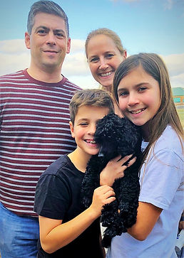 Extended Poodle Family Love