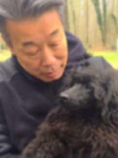 Kaz Hosaka and Danube Poodle