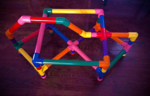 Puppy Developmental Play Gym