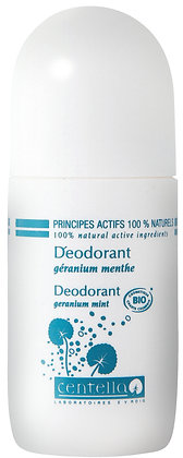 Deodorant (Geranium Mint) - 50ml
