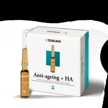 TOSKANI Anti-ageing + HA Topical Ampoule