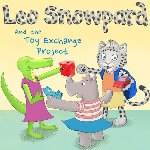 Leo Snowpard and the Toy Exchange Project