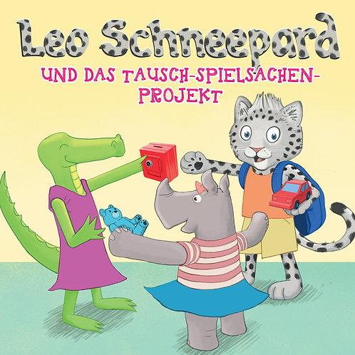 Leo Schneepard und das Spielsachen-Tausch-Projekt